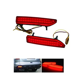Honda City Brake Bumper Light Design B - Model 2015-2017