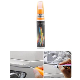 Car Scratch Filling Paint Color Pen White