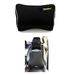 Maximus Neck Rest Pillow Black