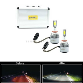 Maximus LED HID Extreme Vision | Super Bright Vision Night Breaker - H11-SehgalMotors.Pk