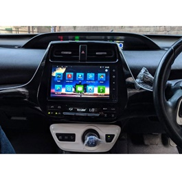 Toyota Prius Android IPS  LCD Navigation System - Model 2009-2018-SehgalMotors.Pk