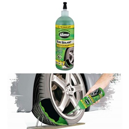 Slime Emergency Tire Sealant - All Tires-SehgalMotors.Pk