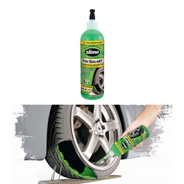 Slime Emergency Tire Sealant - Car-SehgalMotors.Pk