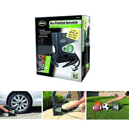 Slime All-Purpose 12V Dual Raft Pump Tire Inflator-SehgalMotors.Pk