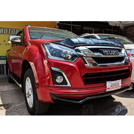 Isuzu D-Max / DMax / D Max Front Body Kit / Bodykit - Model 2018-2020-SehgalMotors.Pk