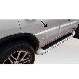 Toyota Fortuner New Style Door Body Cladding - Model 2016-2019-SehgalMotors.Pk