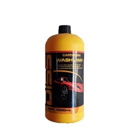 Diss Carnauba Wash and Wax - 1000ML  | Car Shampoo | Car Cleaning Agent | Car Care Product | 2 in 1 Product | Glossy Touch Shampoo | Mirror Like Shine-SehgalMotors.Pk
