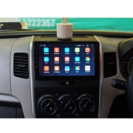 Suzuki Wagon R LCD Android IPS Display multimedia IPS Display Panel - Model 2014-2021
