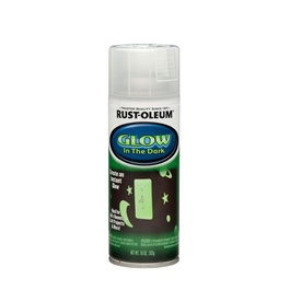 Rust-Oleum Glow in the Dark Spray Paint - 10oz-SehgalMotors.Pk