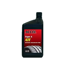 Accel Type A Automatic Transmission Fluid - 946ML