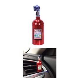 NOS Can AC Vent Perfume - Red