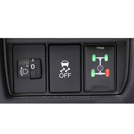 Toyota Prado In Dash TPMS Tire Pressure Monitoring System- Model 2009-2019-SehgalMotors.Pk