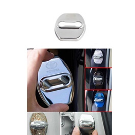 Toyota Land Cruiser Door Lock Protector 1 Piece-SehgalMotors.Pk