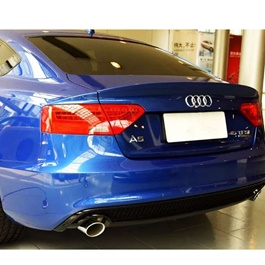 Audi A5 Spoiler - Model 2017-2021 | Trunk Spoiler | Baggage Spoiler Decorative Cover-SehgalMotors.Pk