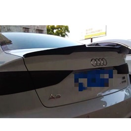 Audi A3 Spoiler - Model 2012-2021  | Trunk Spoiler | Baggage Spoiler Decorative Cover-SehgalMotors.Pk