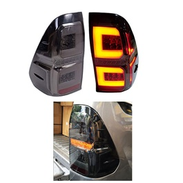 Toyota Hilux Revo Back Lamps Smoke - Model 2016-2019