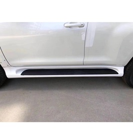 Toyota Land Cruiser Foot Steps Without LED - Model 2015-2019-SehgalMotors.Pk
