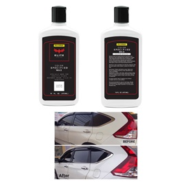 Maximus Elite Class Car Color Wax - Super White  | Car Paint Scratch Paint Care Auto Polishing Repair Wax | Color Magic Car Automobiles Paint Polishing Care | Water Repellent | Shining Gloss Look Polish | Color Restorer | Scratch Filling Polish