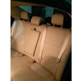 U.A.E Japanese Leather Type Rexine Seat Covers Complete Beige