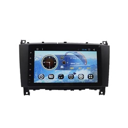 Mercedes Benz C Class Android LCD IPS Multimedia Panel - Model 2007-2014-SehgalMotors.Pk