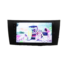 Mercedes Benz C Class Android LCD IPS Multimedia Panel - Model 2001-2017-SehgalMotors.Pk