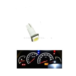 Maximus Small Speedometer Meter LED SMD CREE Each White Color-SehgalMotors.Pk