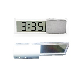 Mini Dashboard Car Auto Clock