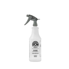 Chemical Guys Professional Chemical Resistant Bottle & Sprayer - 32oz-SehgalMotors.Pk