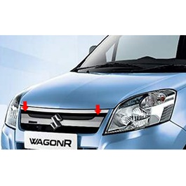Suzuki Wagon R Grille Chrome Trims - Model 2014-2019 MA001325-SehgalMotors.Pk