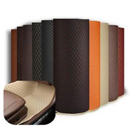 Customize 7D Floor Mat Roll For Car Matting - Brown Per Ft Running Length-SehgalMotors.Pk