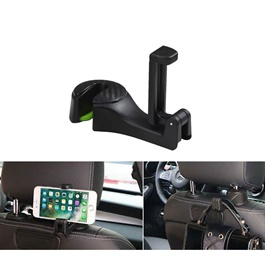 Car Hook Mobile Phone Holder and Hanger-SehgalMotors.Pk