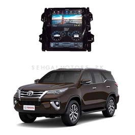 Toyota Fortuner LCD Android Tesla Style IPS 2GB 32GB - Model 2016-2019-SehgalMotors.Pk