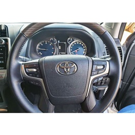 Toyota Land Cruiser FJ 200 Steering Wheel - Model 2015-2018-SehgalMotors.Pk