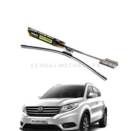 DFSK Glory 580 Maximus Premium Silicone Wiper Blades - Model 2018-2019-SehgalMotors.Pk