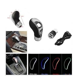 LED Touch Activated Gear Shift Knob For Auto RGB | Gear Knob | Shift Lever Stick Knob | Lever Knob-SehgalMotors.Pk