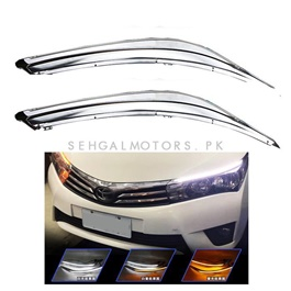 Toyota Corolla Eyebrow DRL Sequential - Model 2014-2017