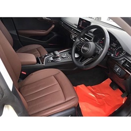 Toyota Fortuner Luxury Coffee Style Seat Covers - Model 2016-2019