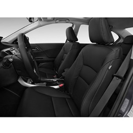 Toyota Corolla Genuine Leather Seat Covers Black - Model 2017-2019-SehgalMotors.Pk