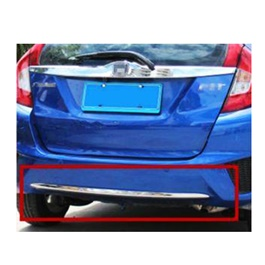 Honda Fit Back Bumper Chrome - Model 2013-2018-SehgalMotors.Pk