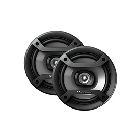 Pioneer 6.5 inch 2 Way Speakers - TS-F1634R  | Universal Car HiFi Coaxial Speaker Vehicle Door Auto Audio Music Stereo Full Range Frequency Speakers for Cars | Car Coaxial Speaker Automobile Audio Speaker | Universal Sound Loudspeaker Sound-SehgalMotors.Pk