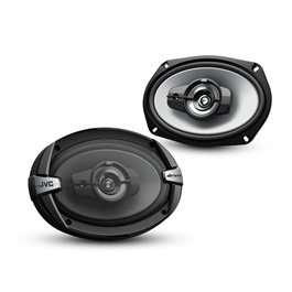 "JVC CS-DR693 6x9"" 3-WAY Coaxial Speakers-SehgalMotors.Pk"