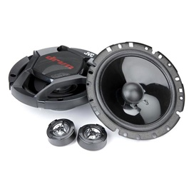 JVC CS-DR600C 300W Peak 6.5 2 Way Component Speakers-SehgalMotors.Pk