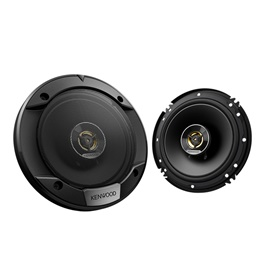 Kenwood KFC-S1676EX Flush Mount 3 Way 3 Speaker-SehgalMotors.Pk