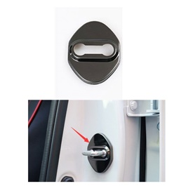 Honda Civic Metal Door Lock Protector - Each-SehgalMotors.Pk