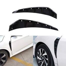 Honda Civic Side Fender Vents Air Flow - Model 2016-2020-SehgalMotors.Pk