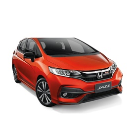Honda Fit New Style Facelift Body Kit / Bodykit  - Model 2013-2019-SehgalMotors.Pk