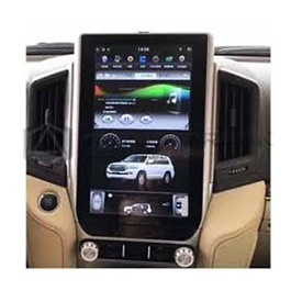 Toyota Land Cruiser ZX LCD multimedia IPS Display System - Model 2018-2019