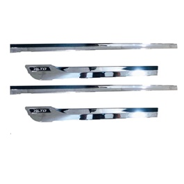 Suzuki Alto Chrome Door Moulding - Model 2018-2020-SehgalMotors.Pk