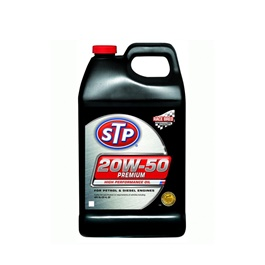 STP Motor Oil 20W - 50 | Cleaning Agent Restore Performance | Increase Power | Oil Fuel Additive-SehgalMotors.Pk