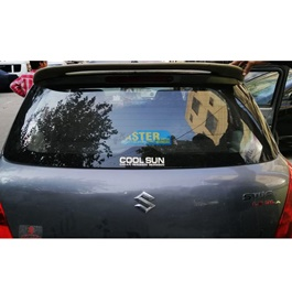 Suzuki Swift New Style Spoiler - Model 2010-2018 | Trunk Spoiler | Baggage Spoiler Decorative Cover-SehgalMotors.Pk